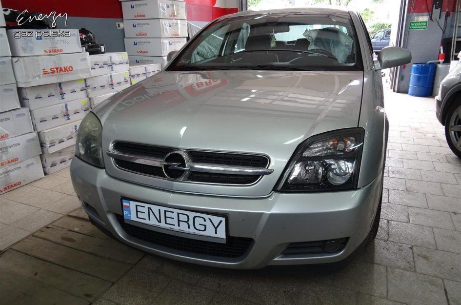 Opel Vectra 1.8 2003r LPG