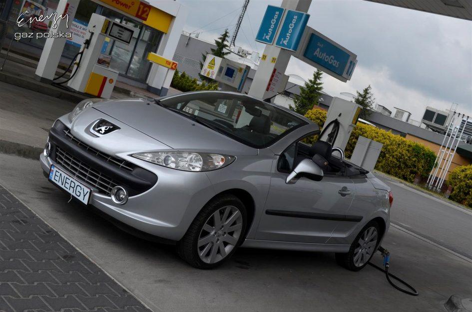Peugeot 207 1.6 2007r LPG