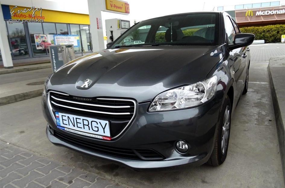 Peugeot 301 1.6 2015r LPG