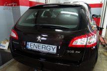 Peugeot 508 1.6 2011r LPG