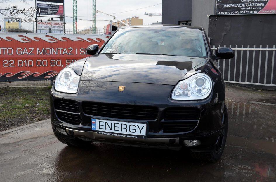 Porsche Cayenne 4.5 2004r LPG