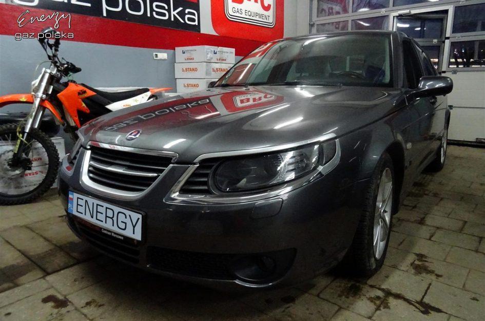 Saab 9-5 2.0T 2008r LPG