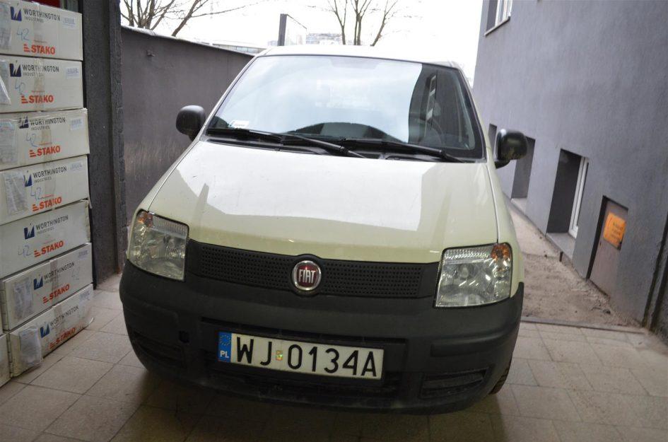 Fiat Panda 1.2 2012r LPG