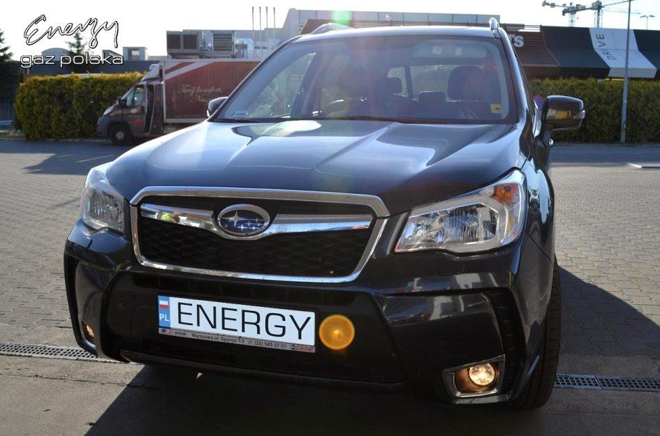Subaru Forester 2.0 DIT 2014r LPG