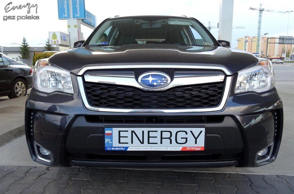 Subaru Forester 2.0T 2015r LPG