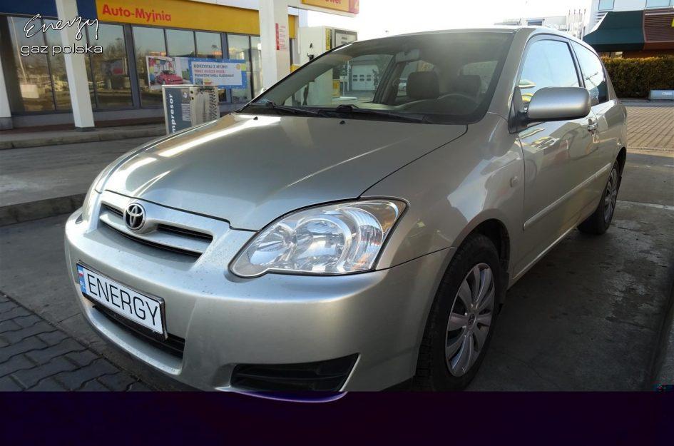 Toyota Corolla 1.4 2004r LPG