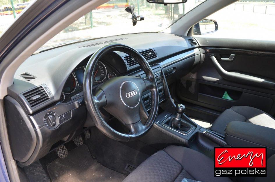 Audi A4 1.8T 150KM 2001r LPG