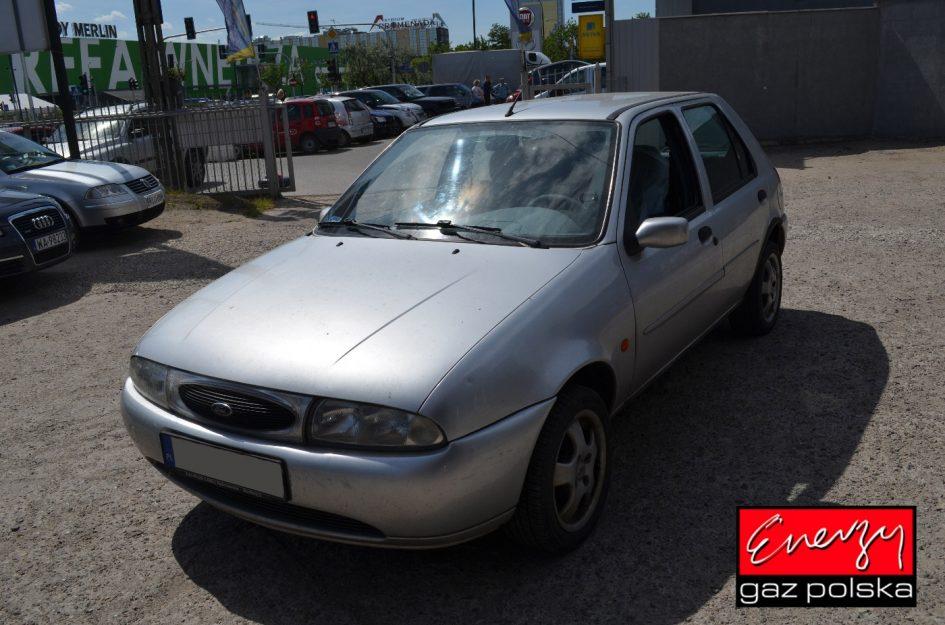 Ford Fiesta 1.25 75KM 1998r LPG