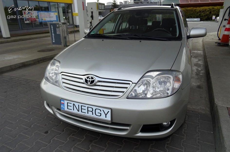 Toyota Corolla 1.6 2007r LPG