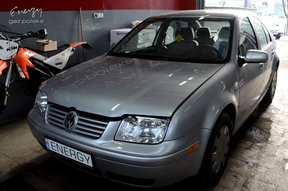 Volkswagen Bora 2.0 2003r LPG