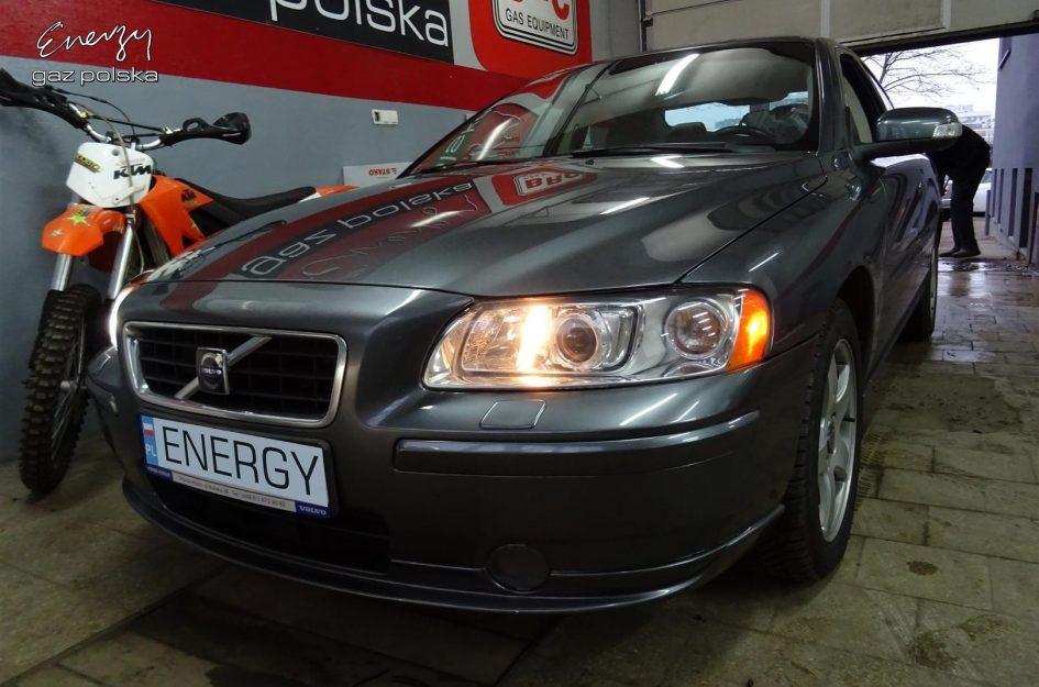 Volvo S60 2.4 2006r LPG