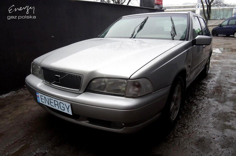 Volvo S70 2.0 1998r LPG
