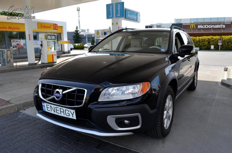 Volvo XC70 3.2 2011r LPG