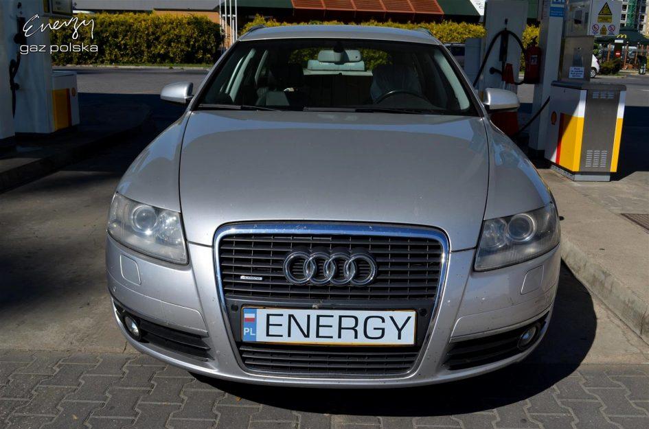 Audi A6 4.2 V8 2005r LPG