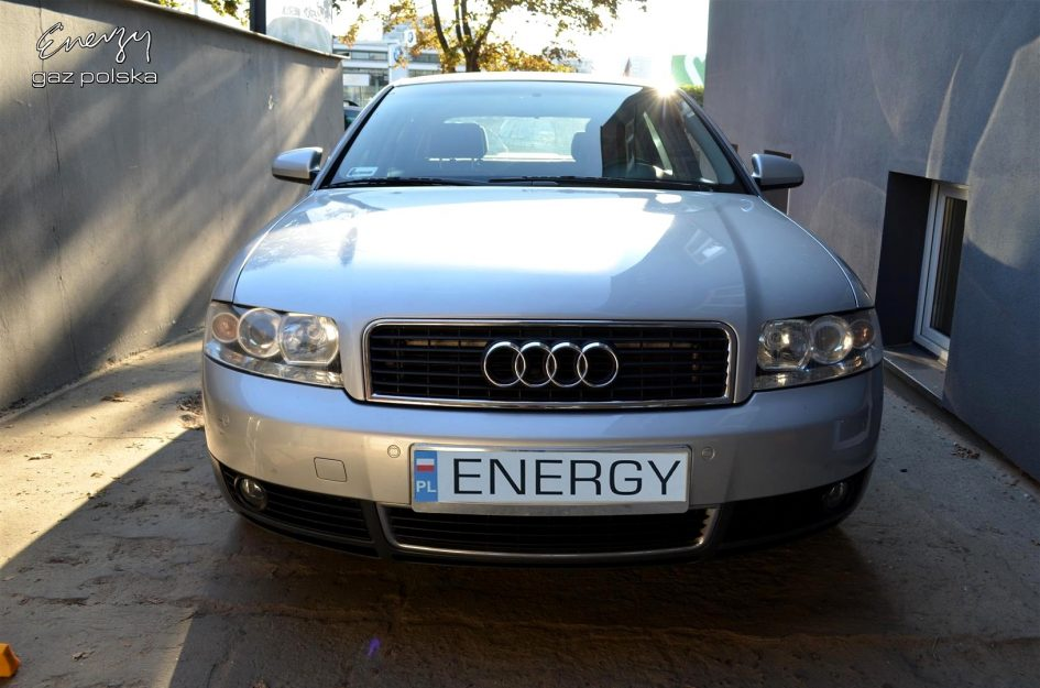 Audi A4 2.0 2003r LPG