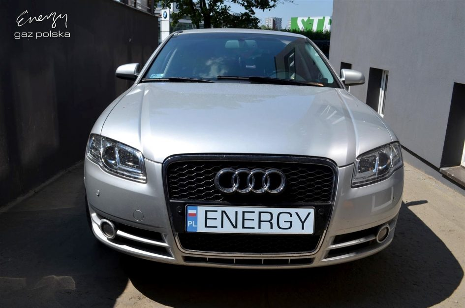 Audi A4 2.0 2005r LPG