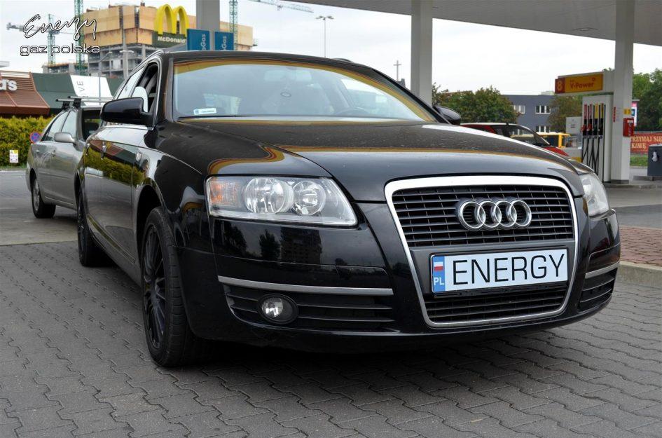 Audi A6 2.4 2005r LPG
