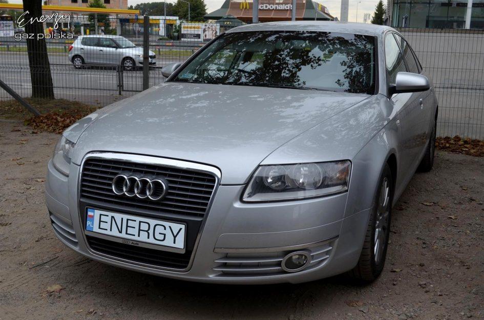 Audi A6 2.4 2007r LPG