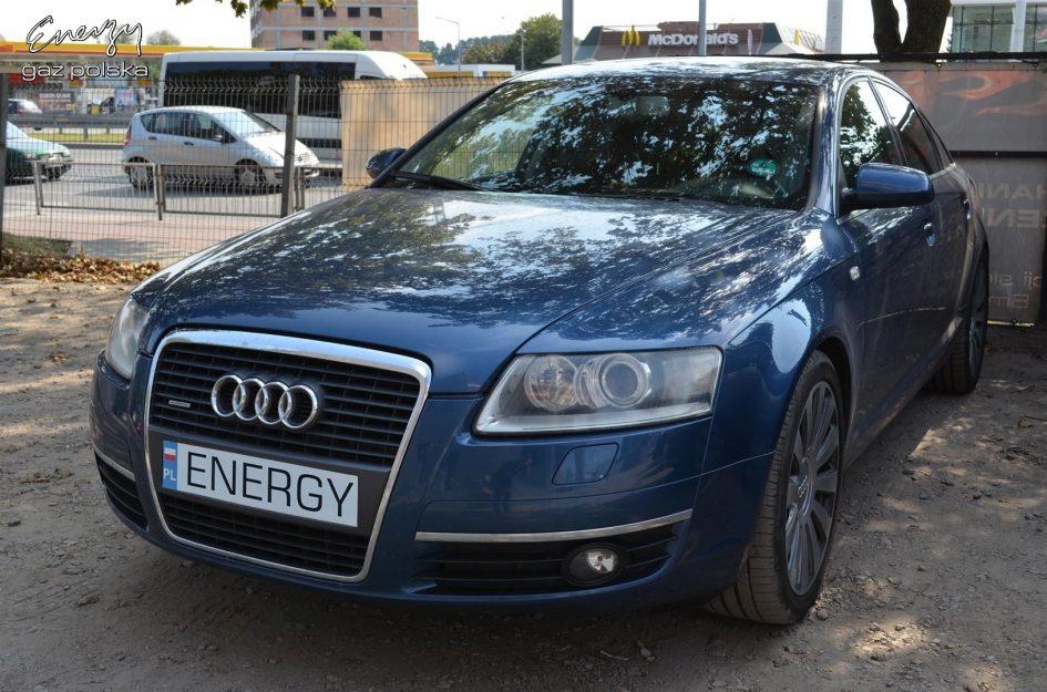 Audi A6 3.2 2004r LPG