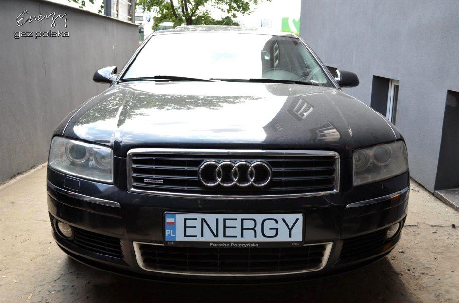 Audi A8 4.2 2003r LPG