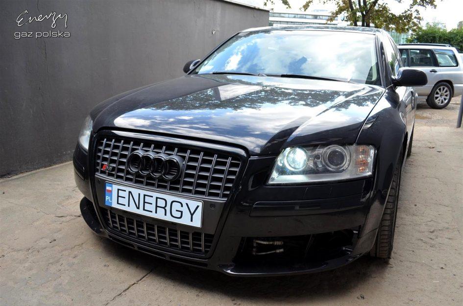 Audi A8 4.2 V8 2002r LPG
