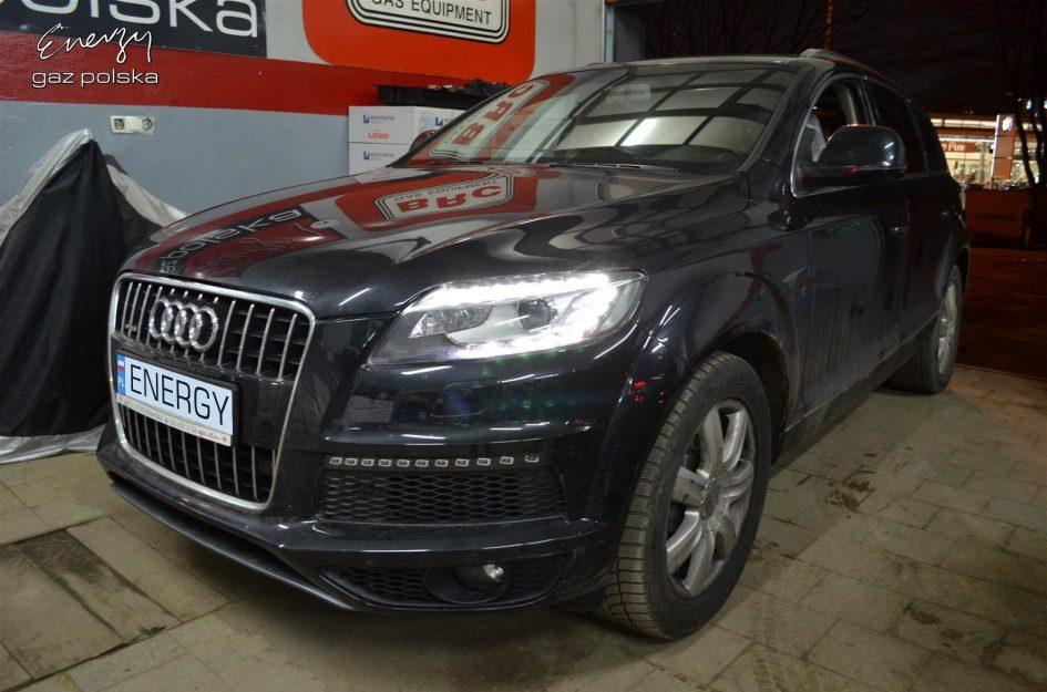 Audi Q7 4.2 2006r LPG