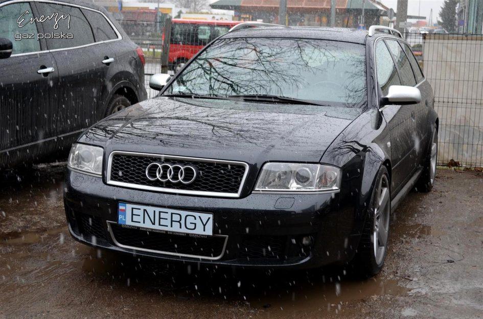 Audi RS6 4.2 2004r LPG