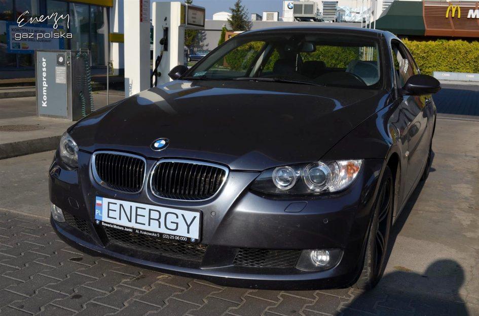 BMW 325 2.5 2007r LPG