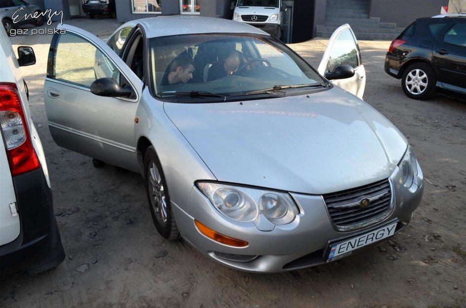 Chrysler 300M 3.5 2001r LPG