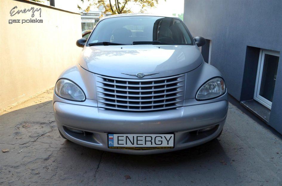 Chrysler PT Cruiser 2.4T 2004r LPG