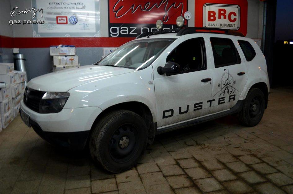 Dacia Duster 1.6 2013r LPG