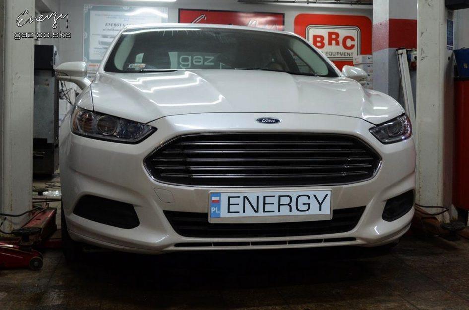 Ford Fusion 2.5 2015r LPG