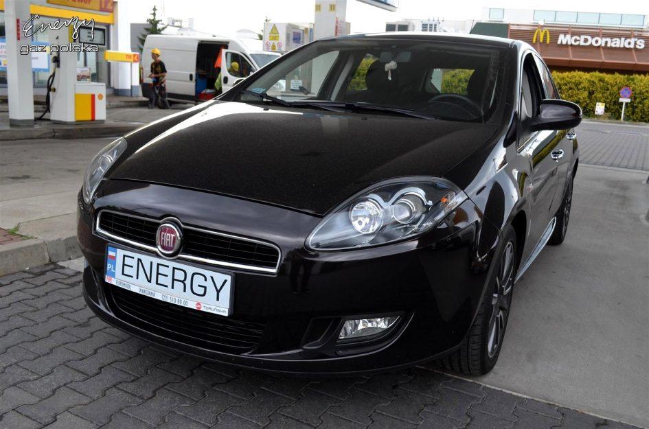 Fiat Bravo 1.4 2011r LPG