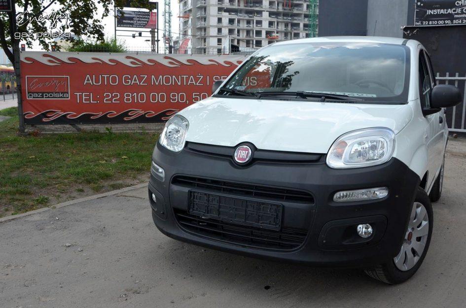 Fiat Panda 1.2 2016r LPG