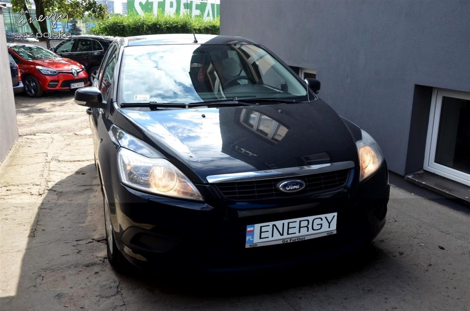 Ford Focus 1.6 2008r LPG