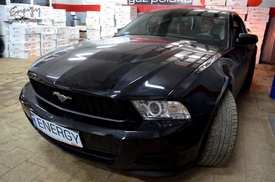 Ford Mustang 3.7 2012r LPG