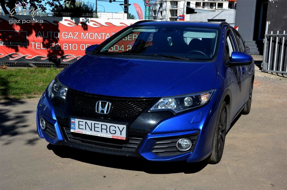 Honda Civic 1.8 2015r LPG
