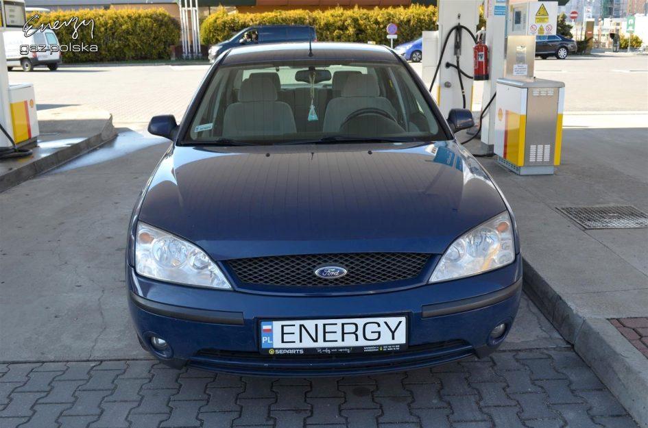 Ford Mondeo 1.8 2001r LPG