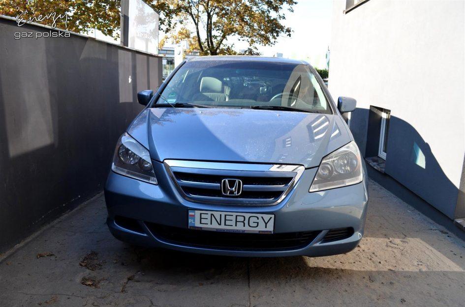Honda Odyssey 3.5 2005r LPG