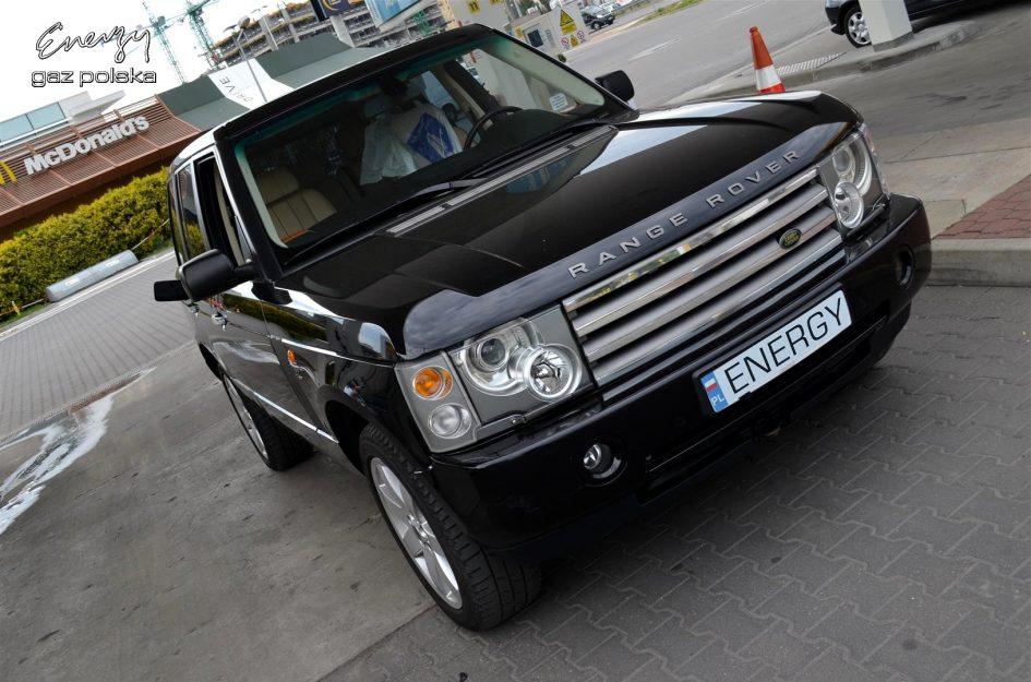 Land Rover 4.4 2004r LPG