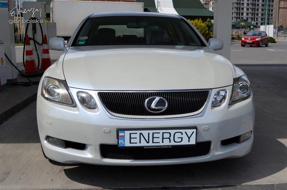 Lexus GS 300 3.0 2006r LPG