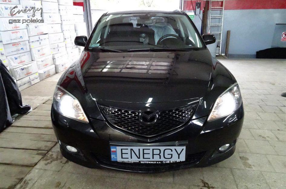 Mazda 3 2.0 2006r LPG