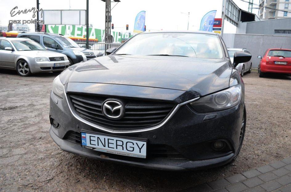 Mazda 6 2.0 2014r LPG