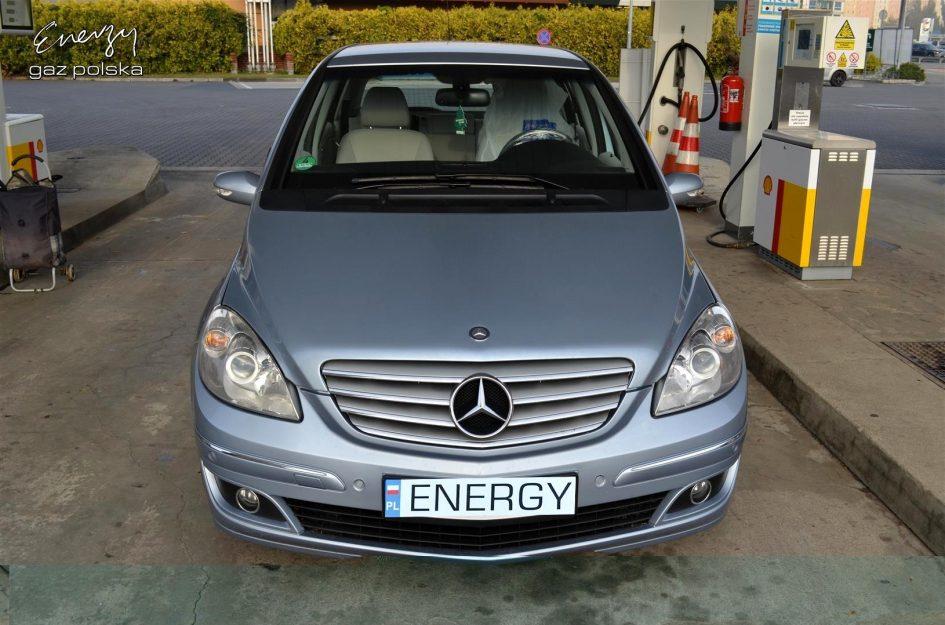Mercedes B-Klasa 2.0T 2007r LPG
