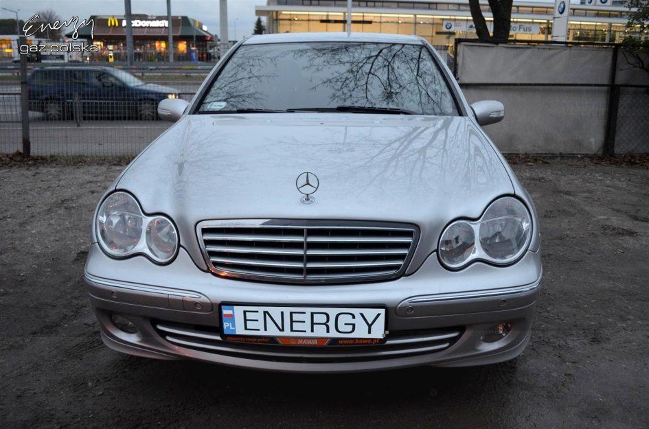 Mercedes C-Klasa 1.8 2005r LPG