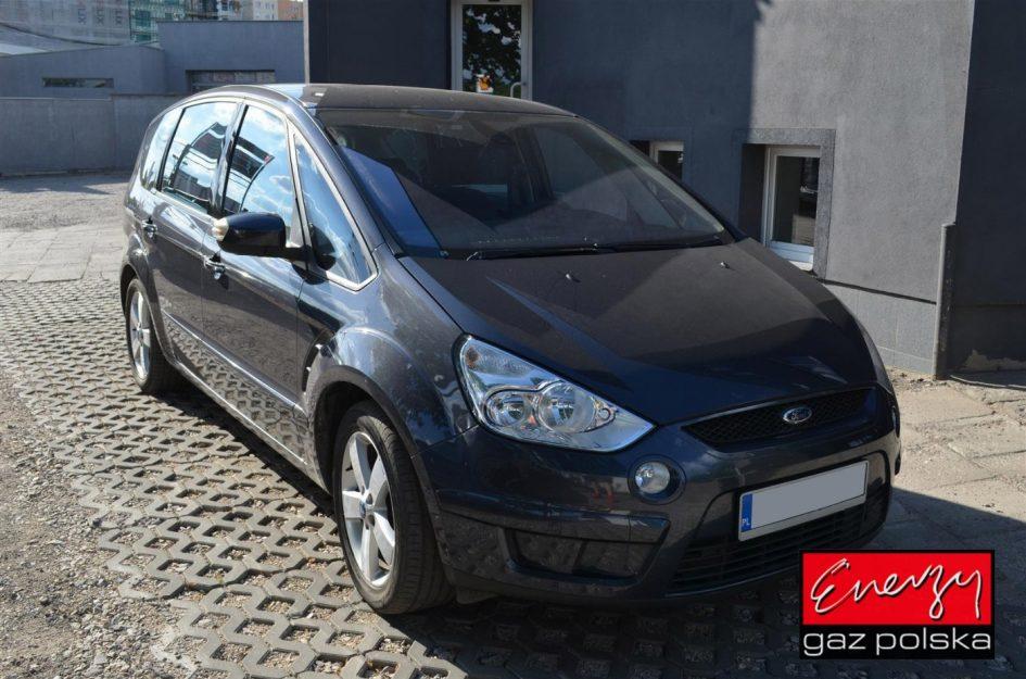 Ford S-Max 2.0 145KM 2009r LPG