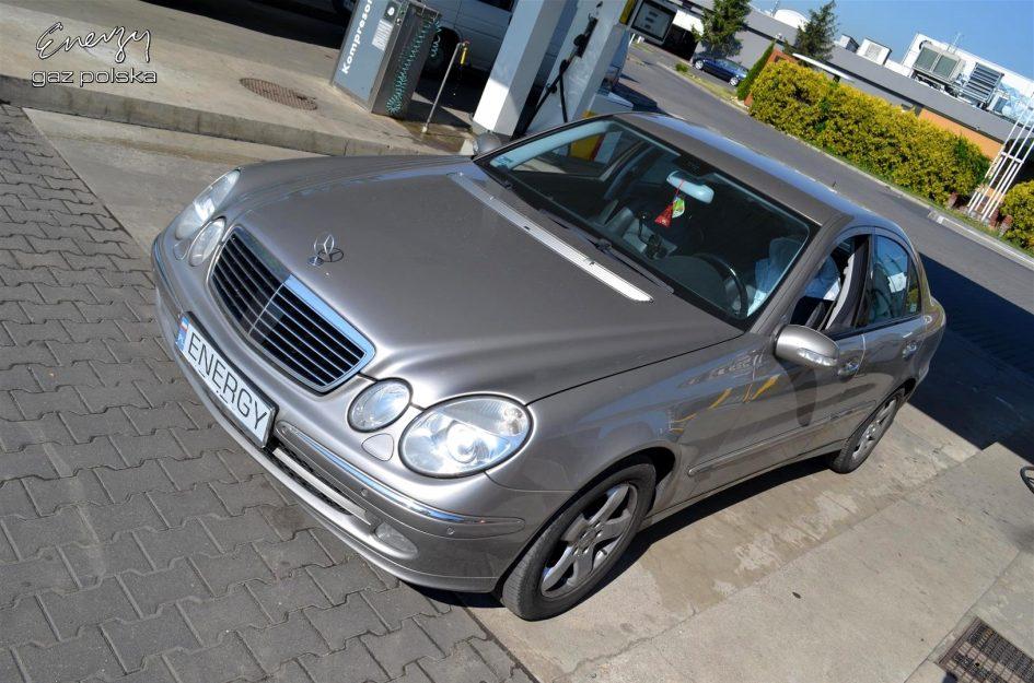 Mercedes E-Klasa W211 3.2 2004r LPG