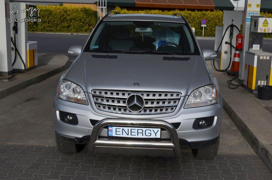 Mercedes ML 350 3.5 2007r LPG
