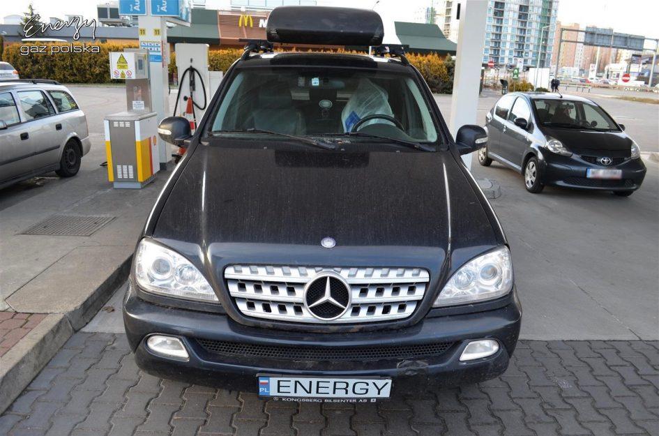 Mercedes ML320 3.2 1999r LPG