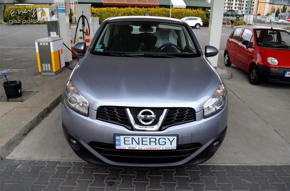 Nissan Qashqai 2.0 2012r LPG